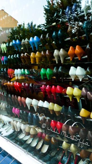 Berlin- Shoes