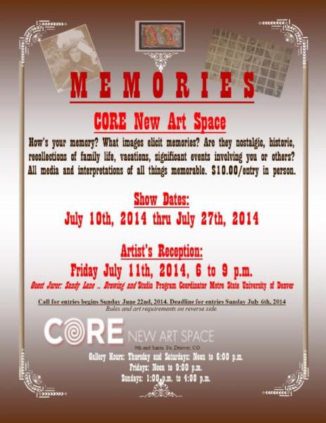 Memories- Core